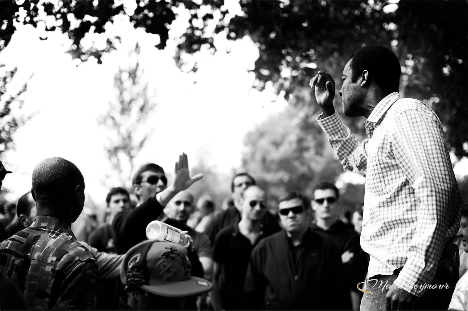 Photography at Speakers Corner