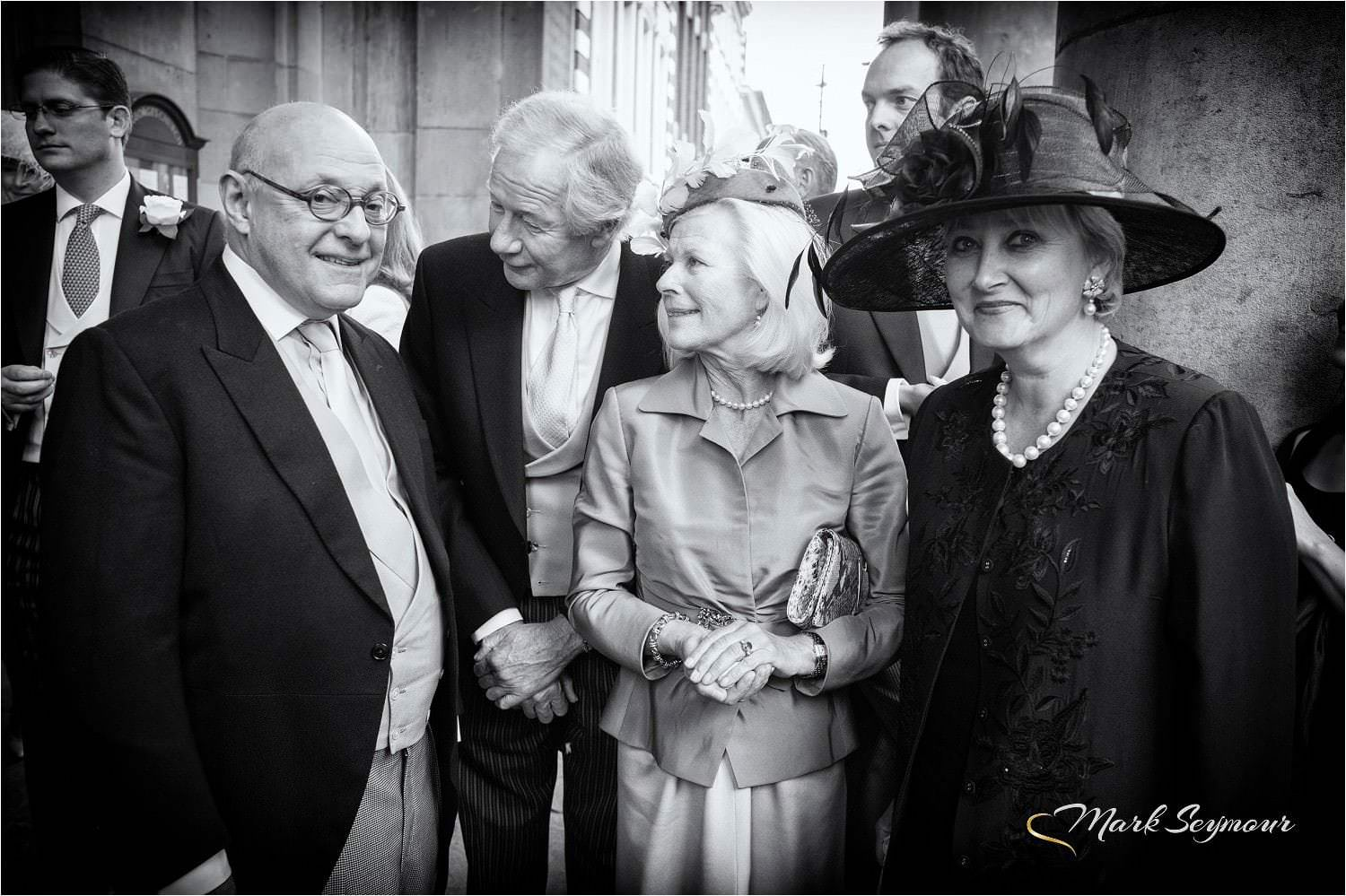 The London society wedding
