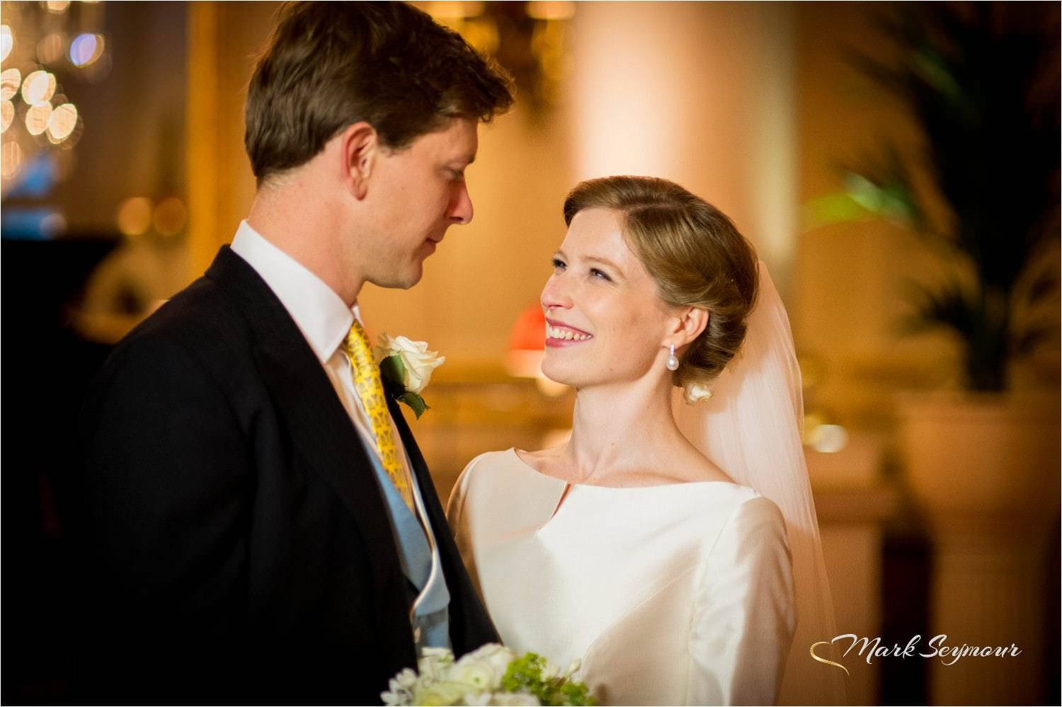 Royal Opera House wedding photograph