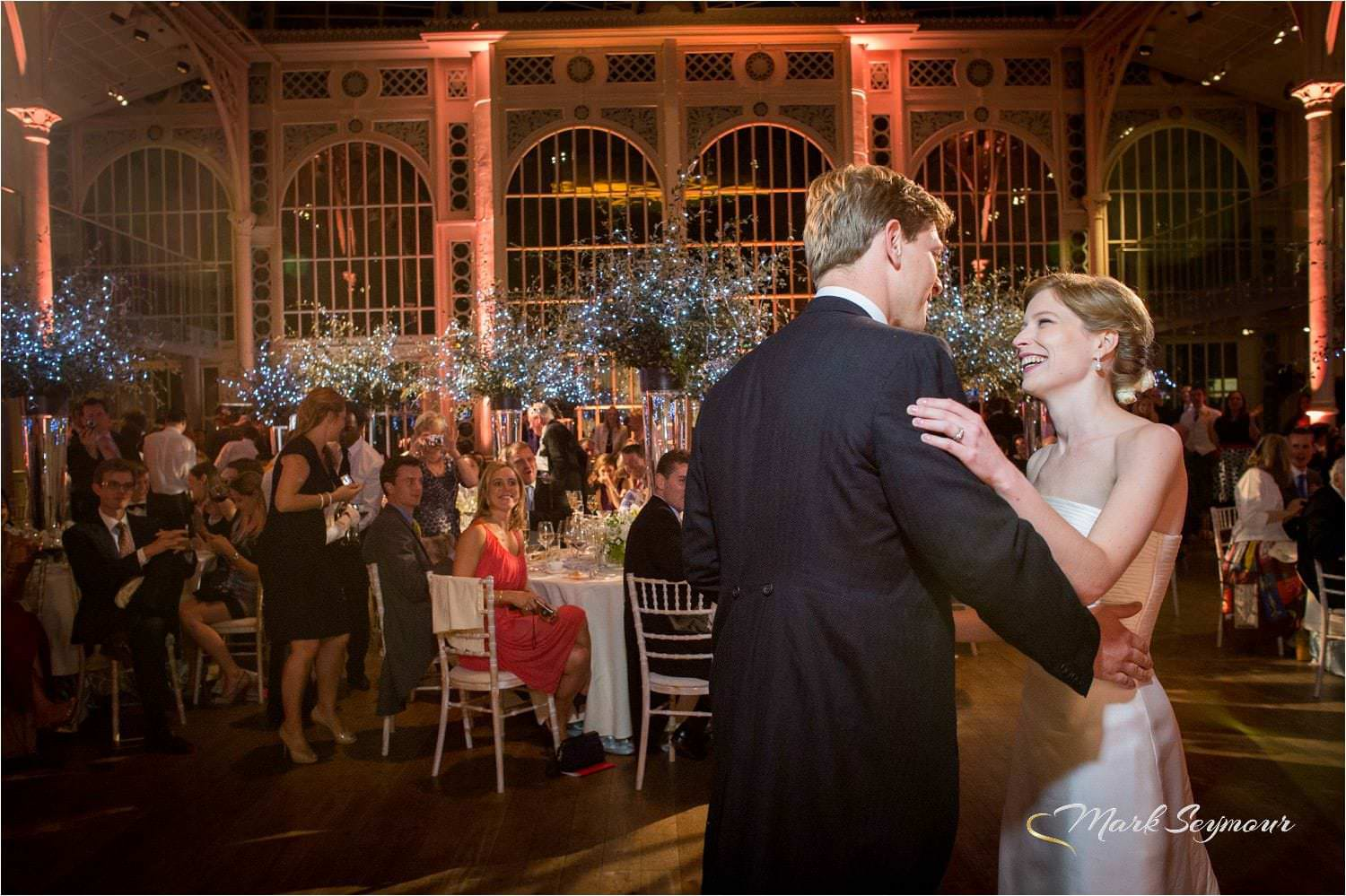 First dance at Royal Opera House