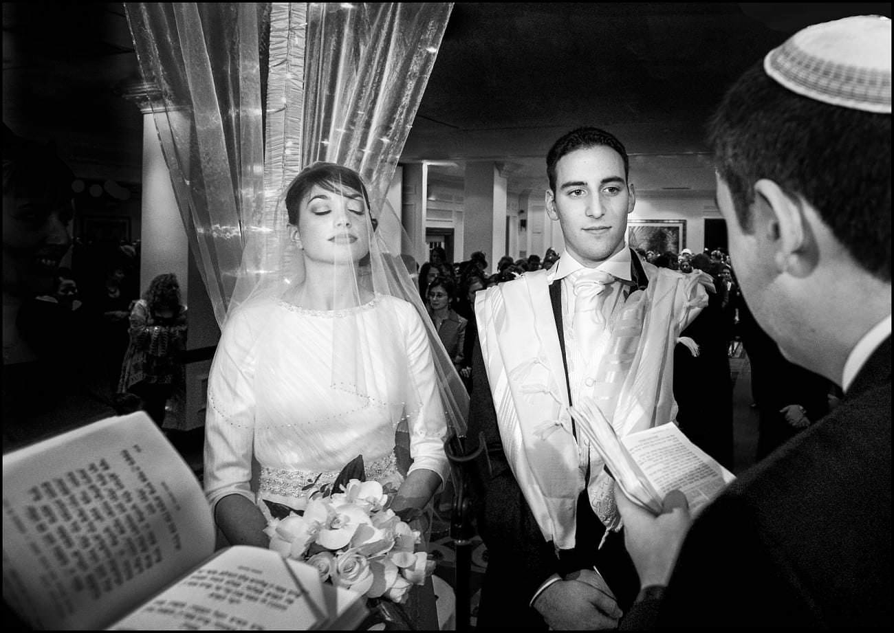 Jewish Wedding Photographer – Mark Seymour