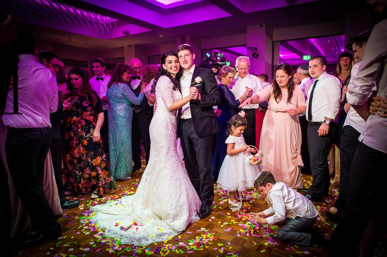 Jewish Wedding Photographer – Mark Seymour