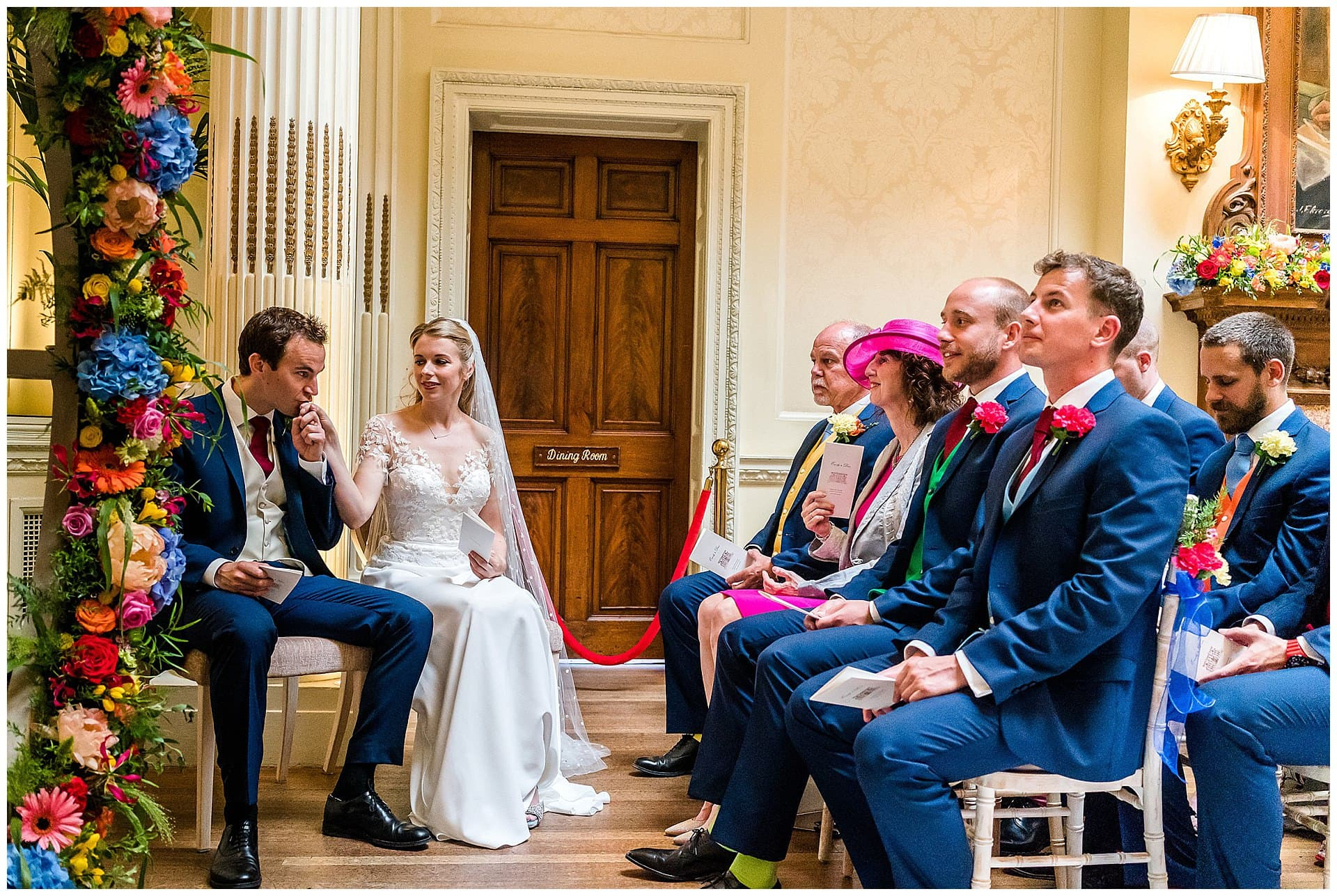Hedsor House Wedding Photography 15