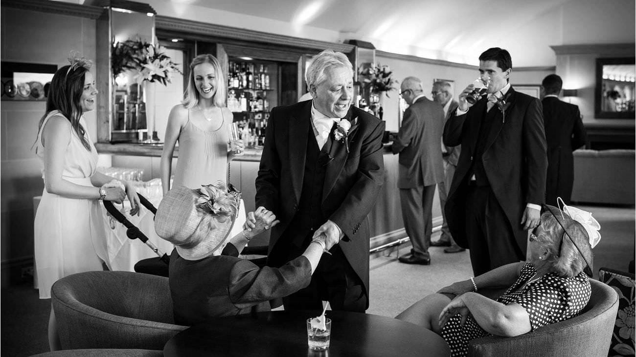 Wedding Reception at The London Golf Club
