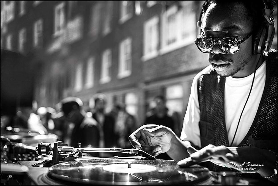 Street DJ