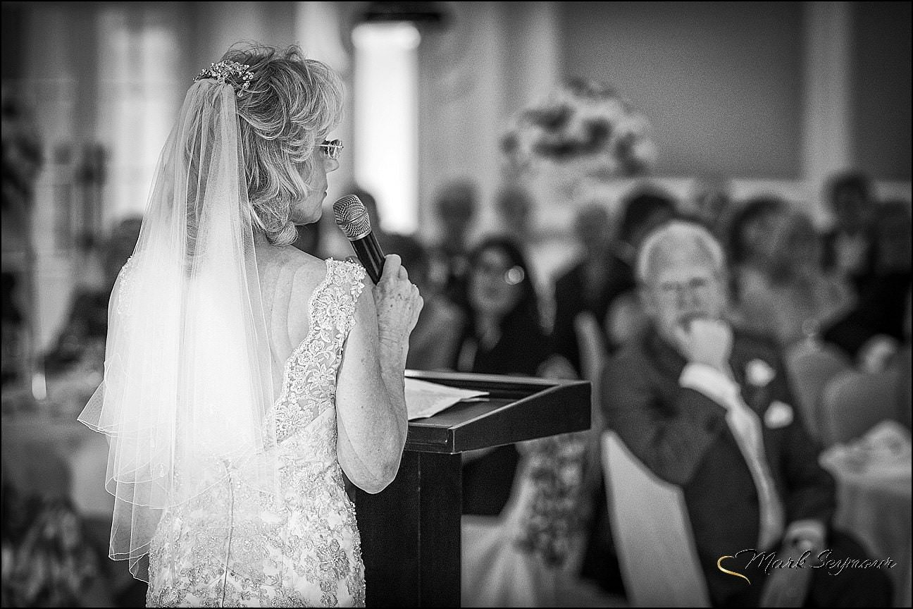 The Brides speech at The Four Seasons