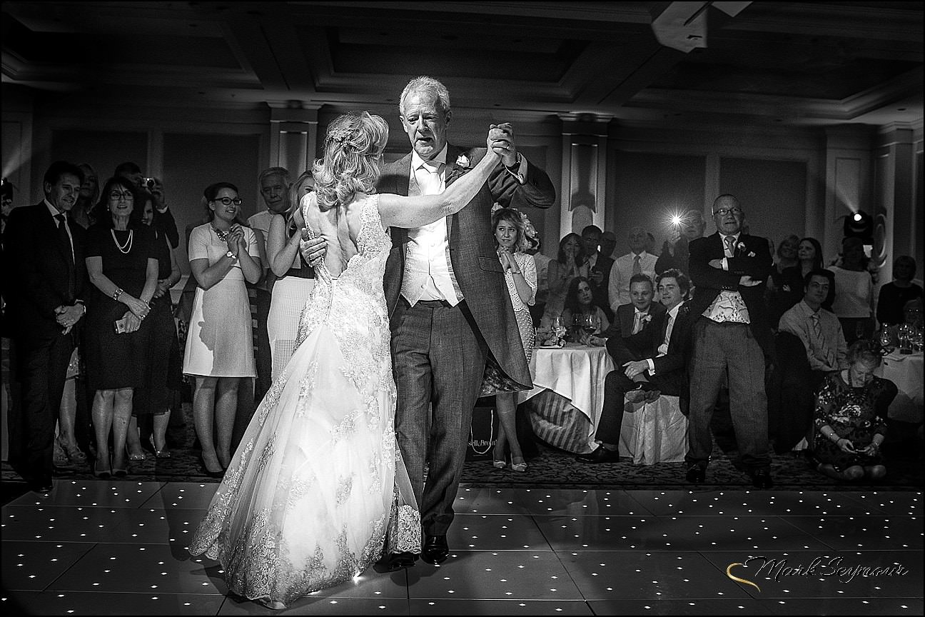 First Dance at the Four Seasons