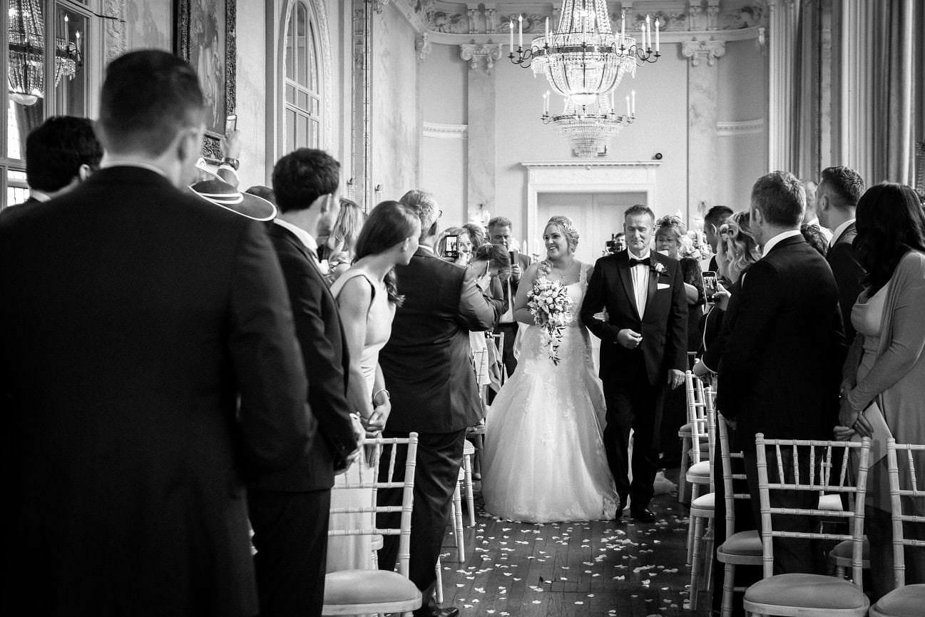 Danesfield House Wedding 6