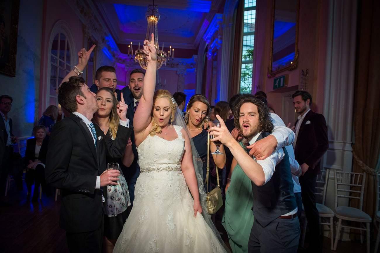 Danesfield House Wedding Photographer - Mark Seymour