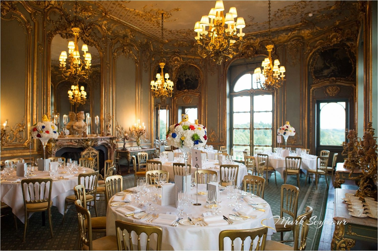 The French Dining Rooom