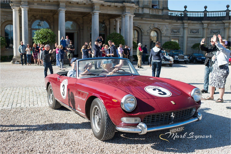 Ferrari at Cliveden House