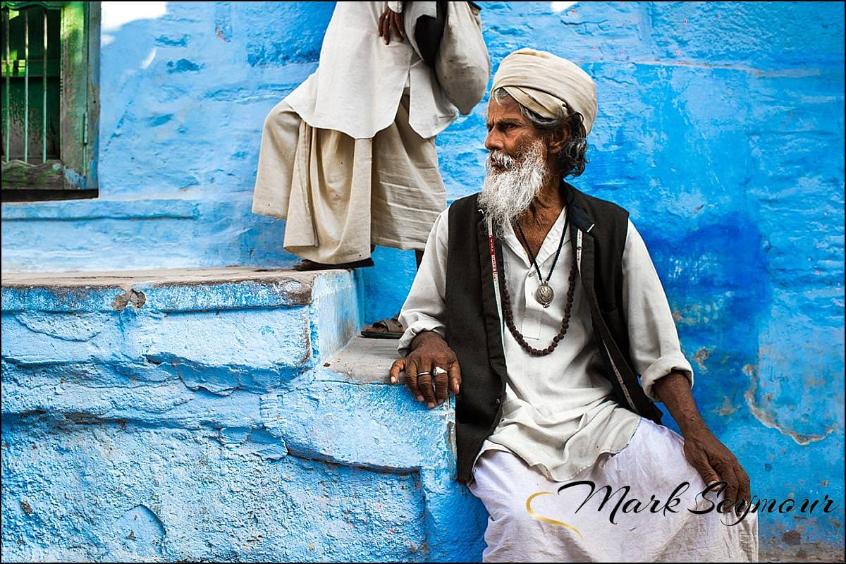 The Blue City Jodhpur