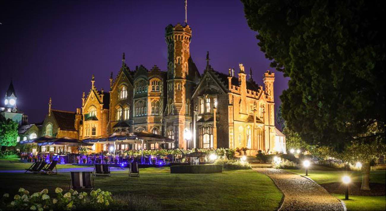 Oakley Court Hotel Wedding Photography - Mark Seymour Photography