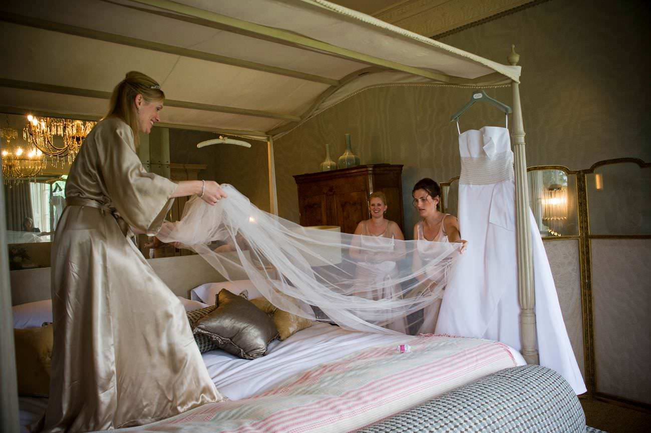 Babington House Wedding Photography - Mark Seymour Photography