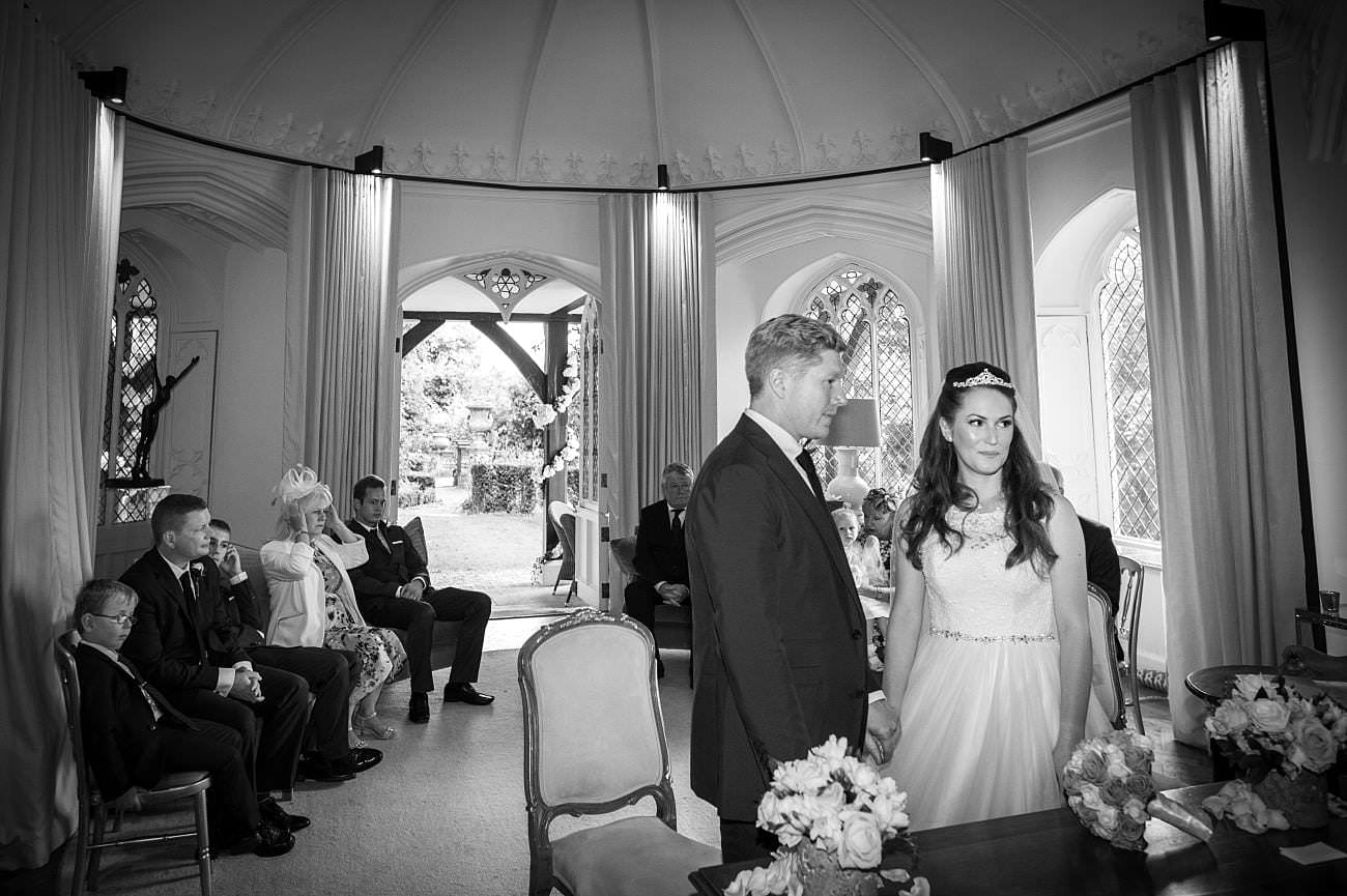 Cliveden House Wedding Photography - Mark Seymour Photography