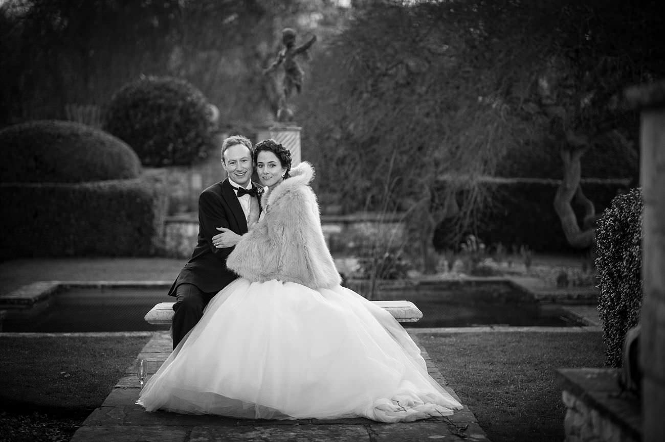 Danesfield House Wedding Photography - Mark Seymour Photography