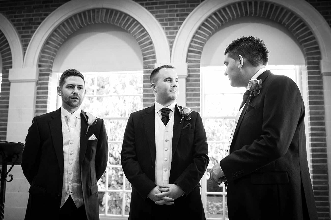 Great Fosters Wedding Photography - Mark Seymour Photography
