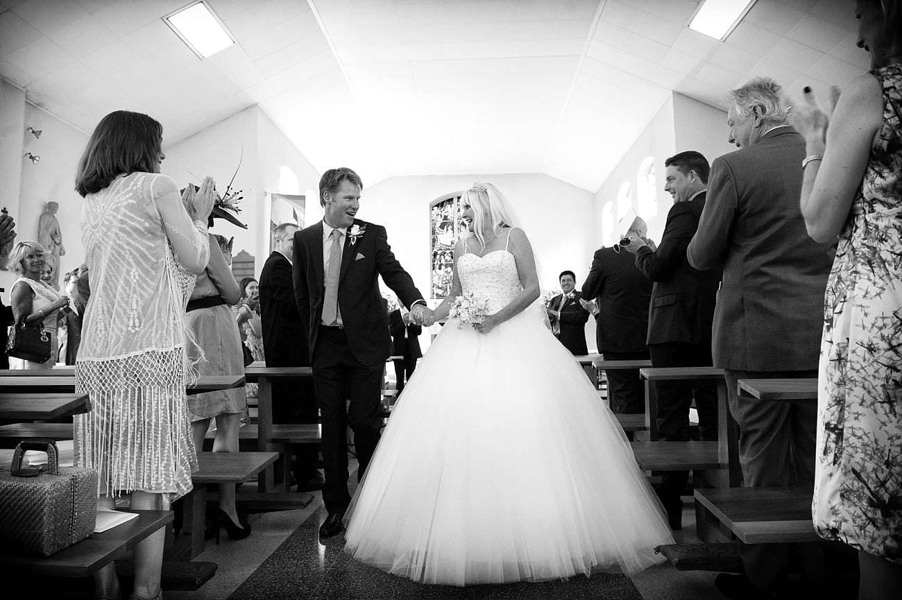 Hampton Court House Wedding Photography - Mark Seymour Photography