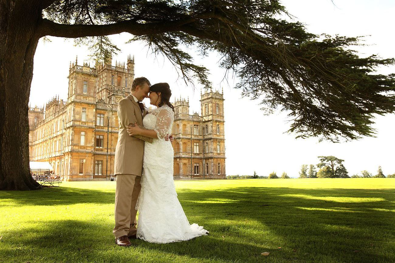 Highclere Castle Wedding Photography 3