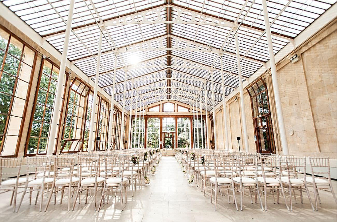 Kew Gardens Wedding Photography - Mark Seymour Photography