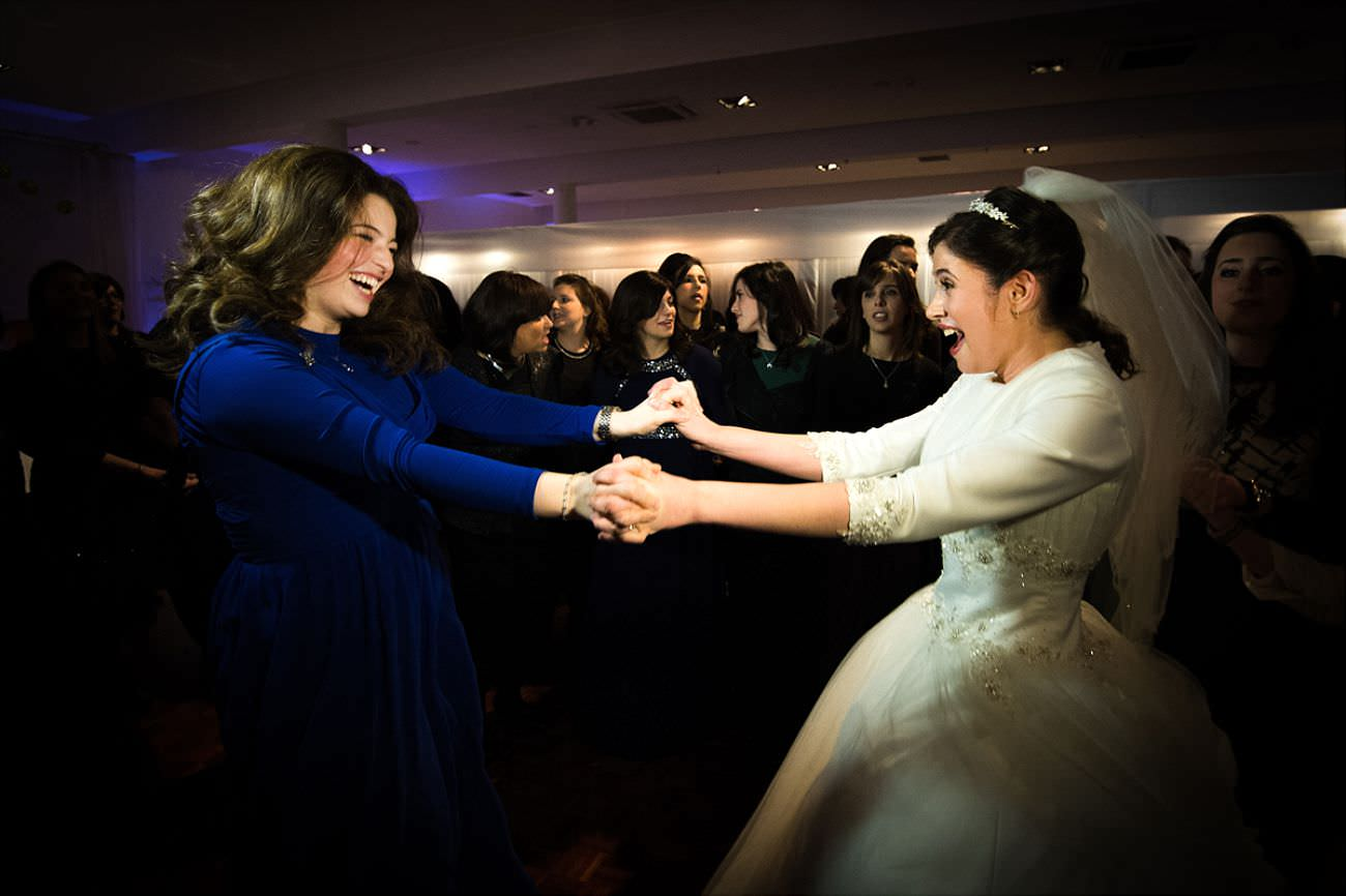 Kinloss Synagogue Wedding Photography - Mark Seymour Photography