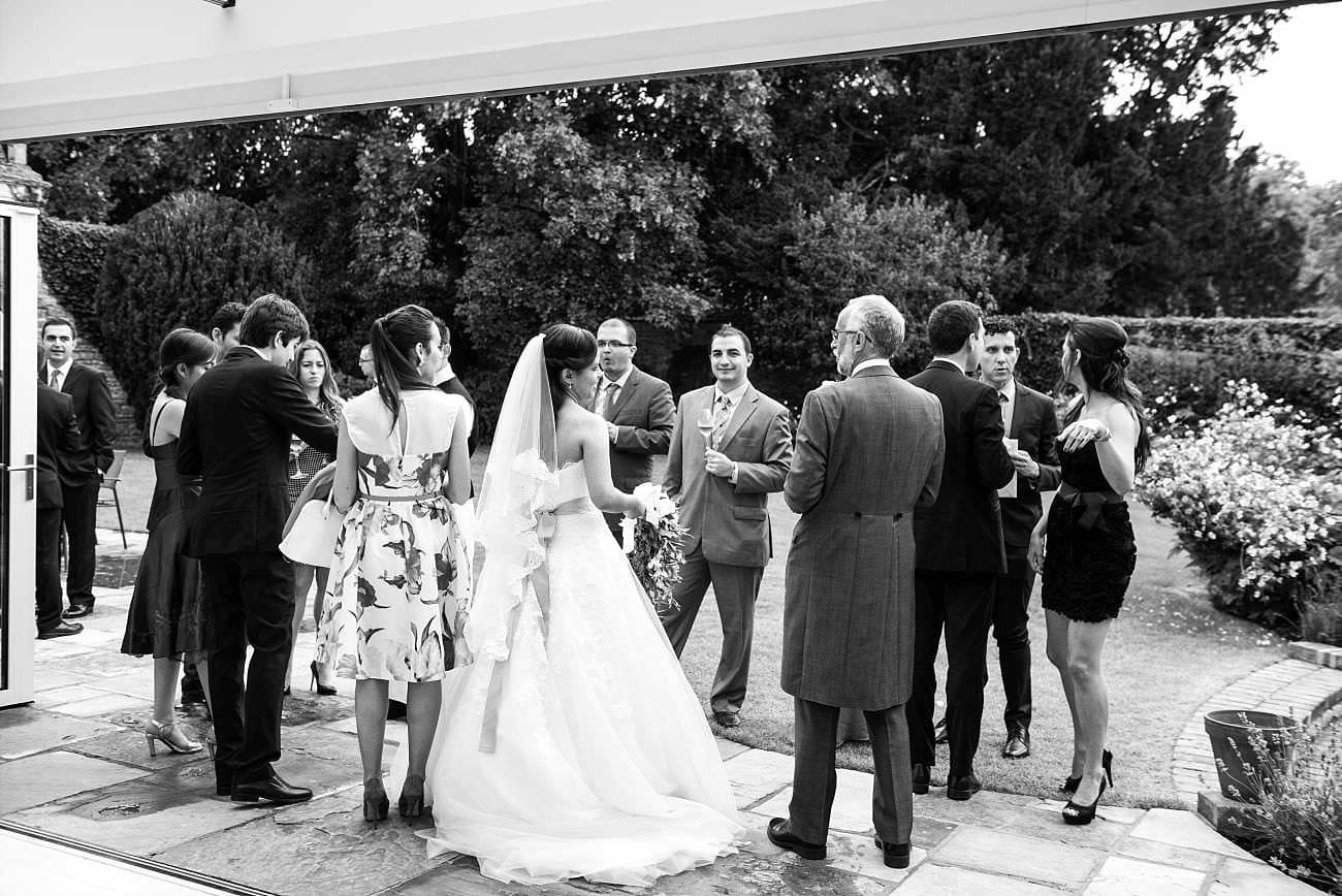 Le manoir aux quat saisons wedding prices