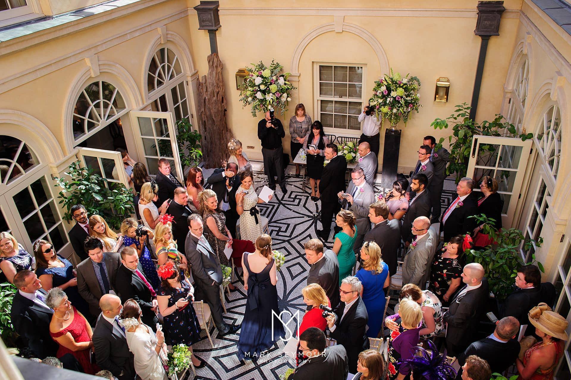 Limewood Hotel Wedding Photography 11