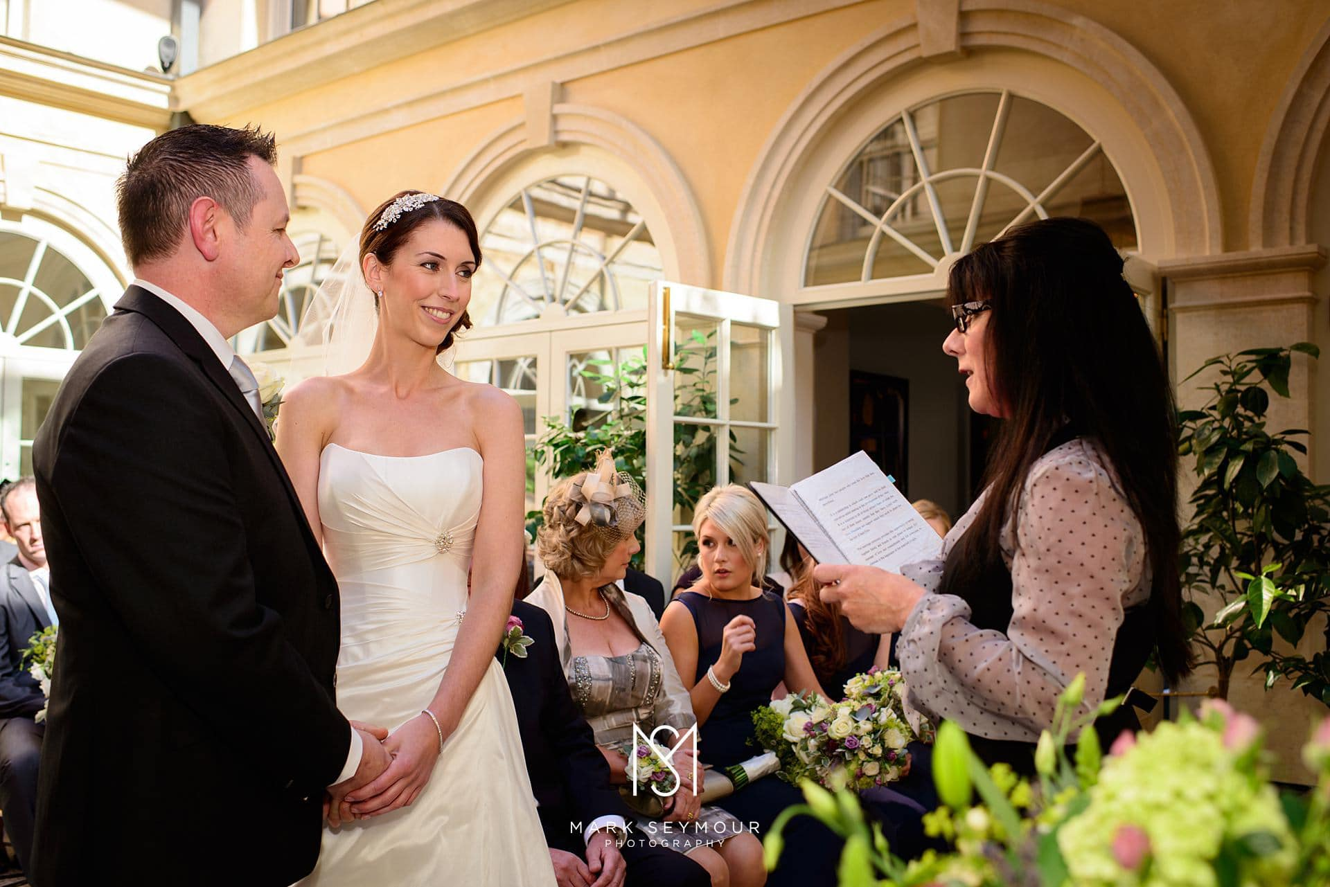 Getting married at The Limewood Hotel