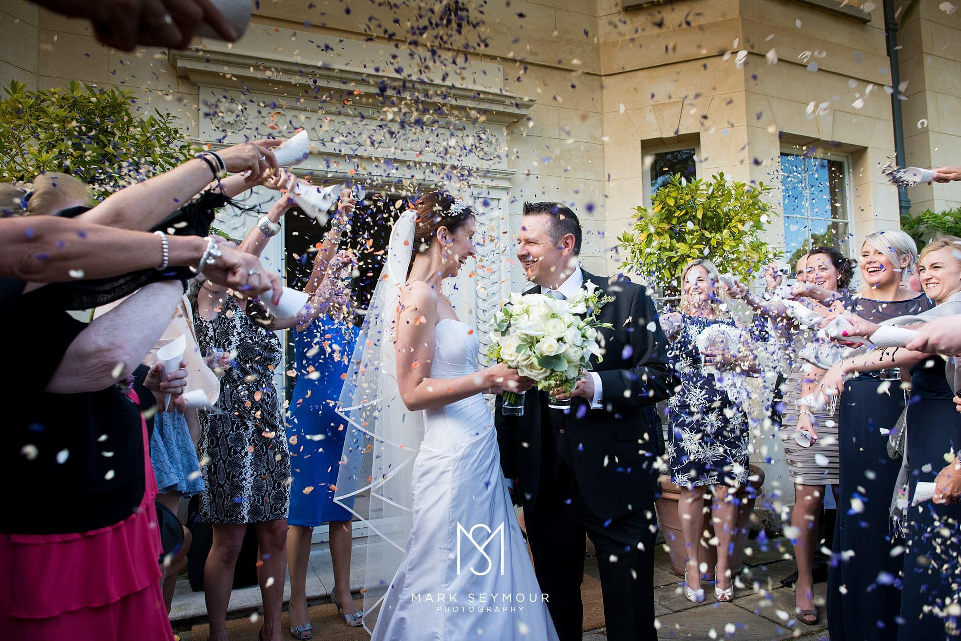 Confetti at The Limewood Hotel