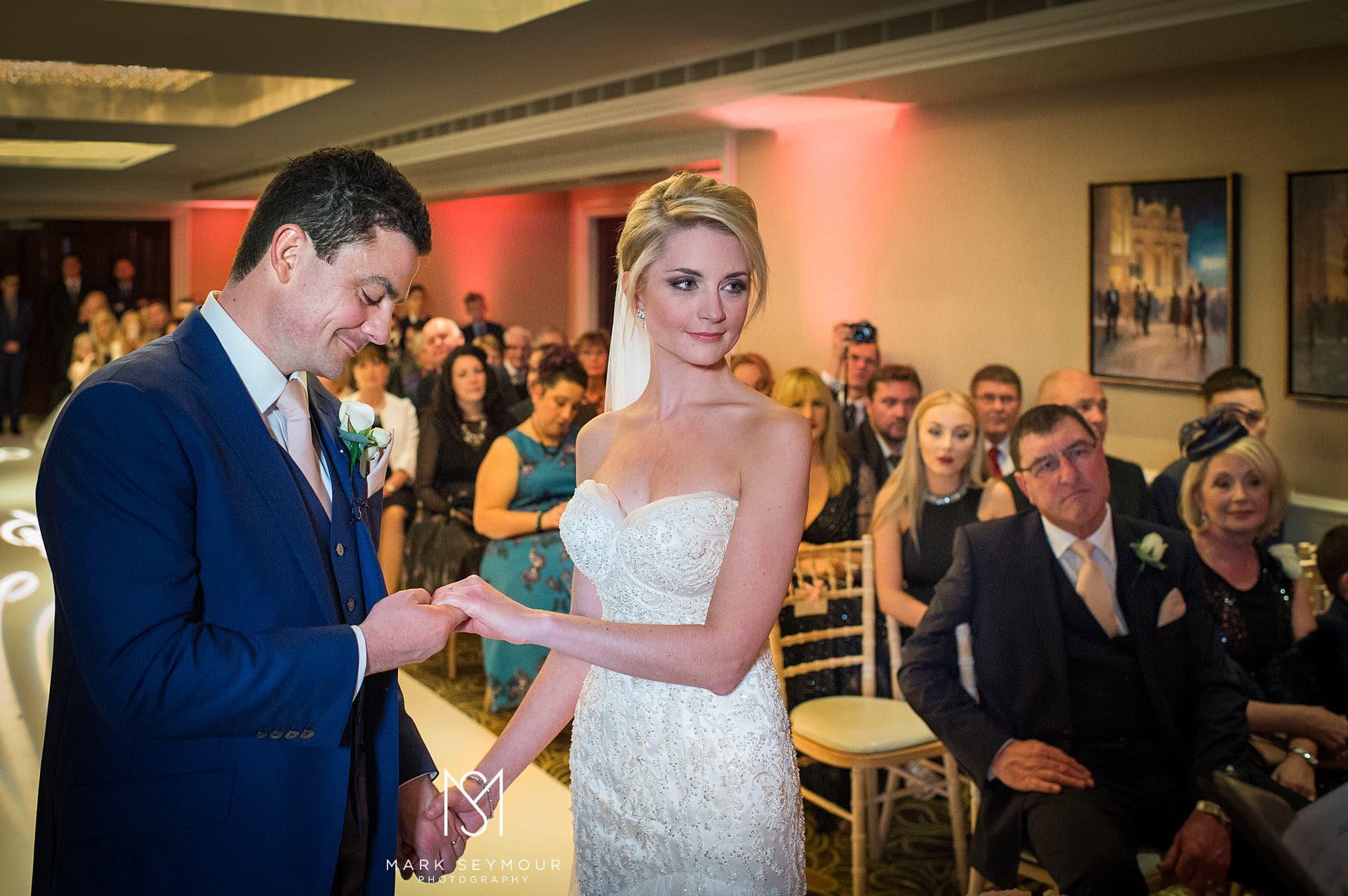 I Do a Langham wedding