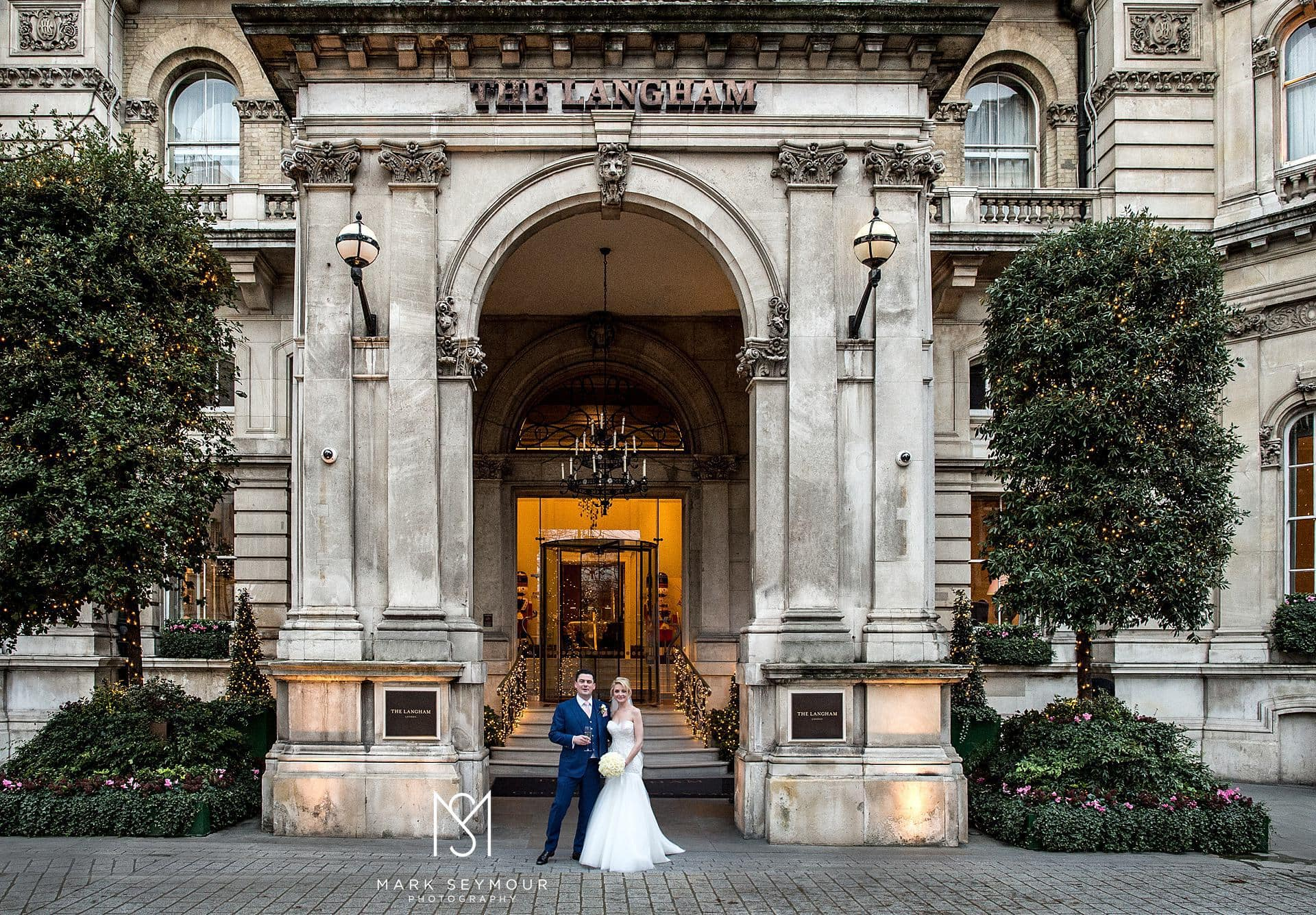 The Langham Wedding Photography 9