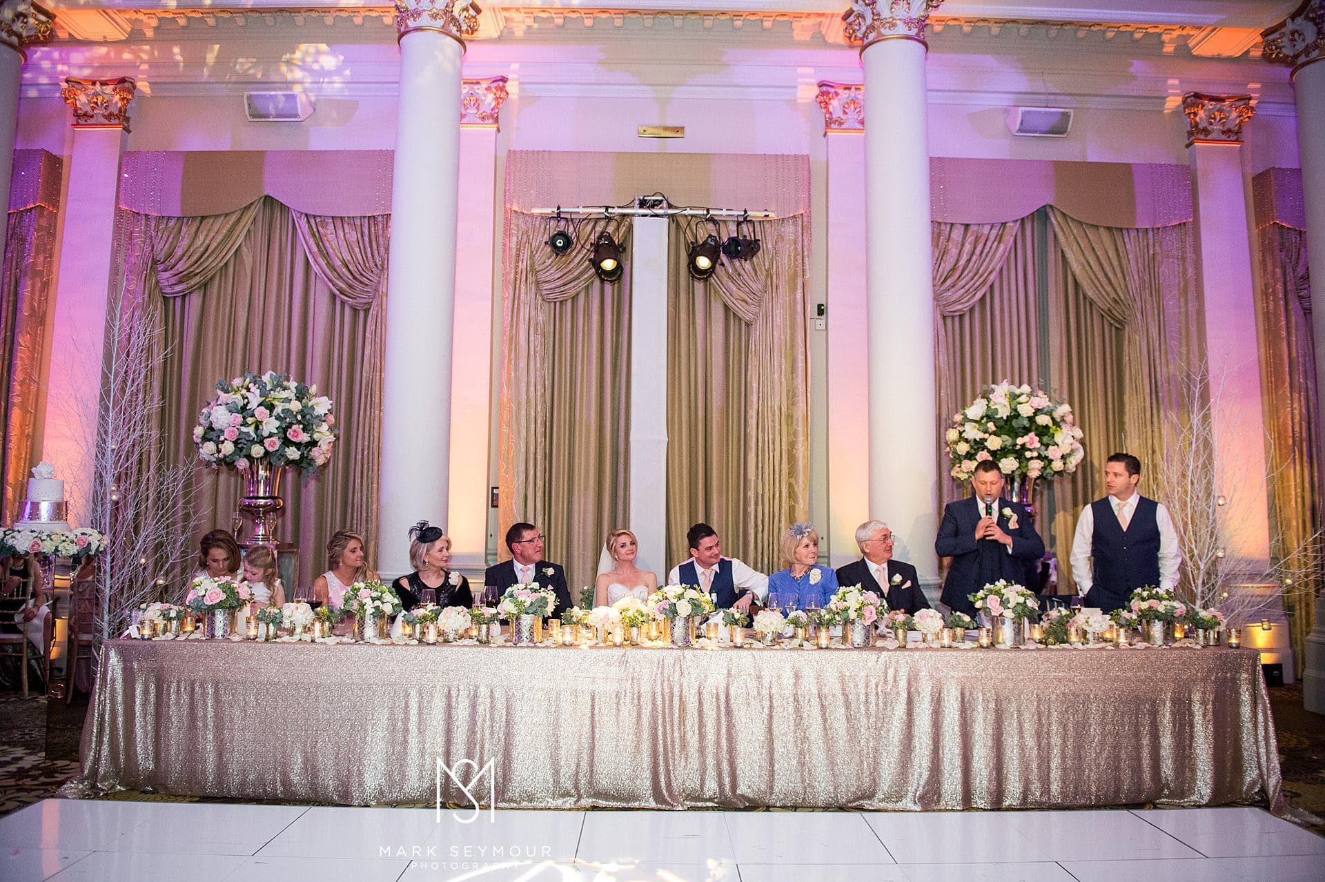 Top Table at The Langham