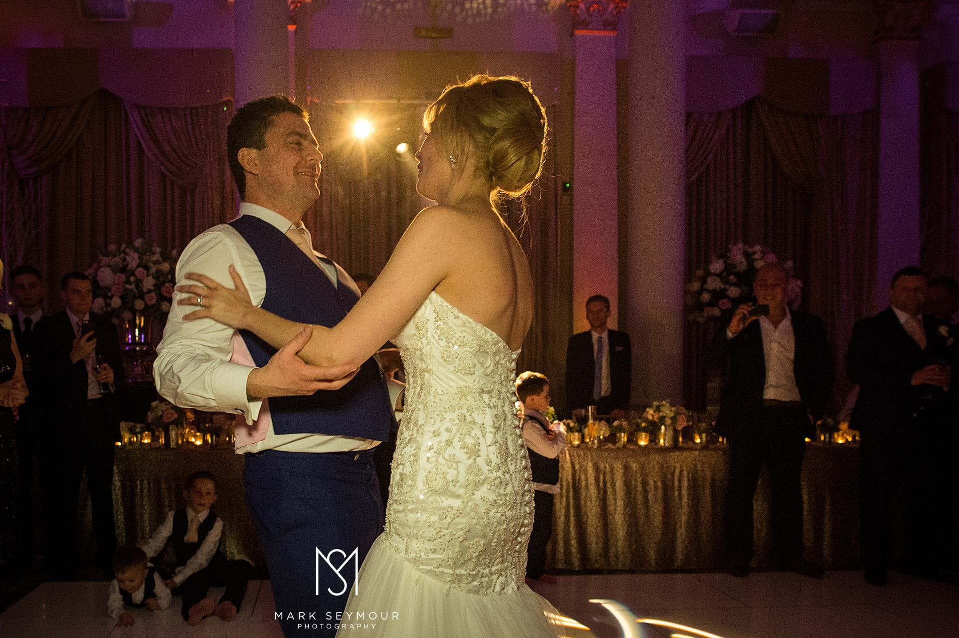 First Dance at The Langham