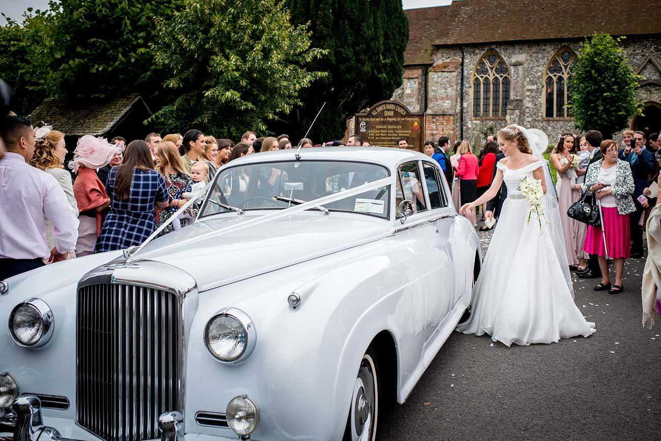 The Four Seasons Hampshire Wedding Photography - Mark Seymour Photography