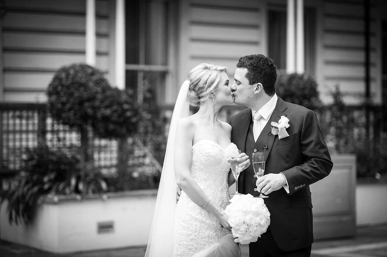 The Langham Wedding Photography - Mark Seymour Photography