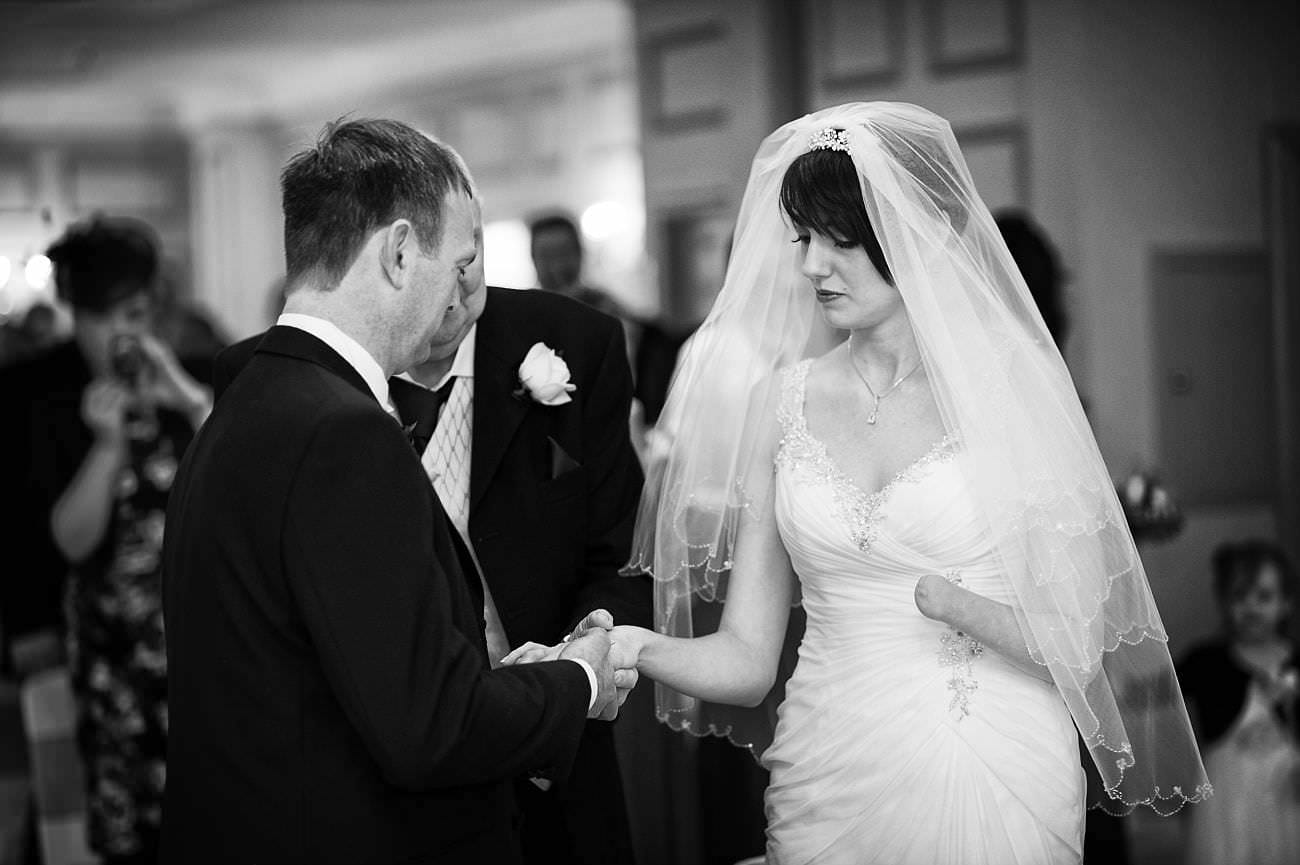 Burnham Beeches Hotel Wedding Photography - Mark Seymour Photography