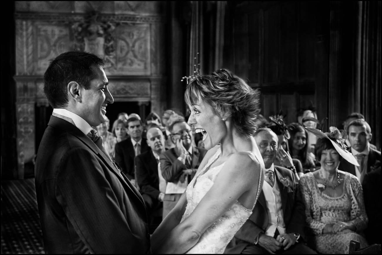 Documentary Wedding Photographer - Mark Seymour