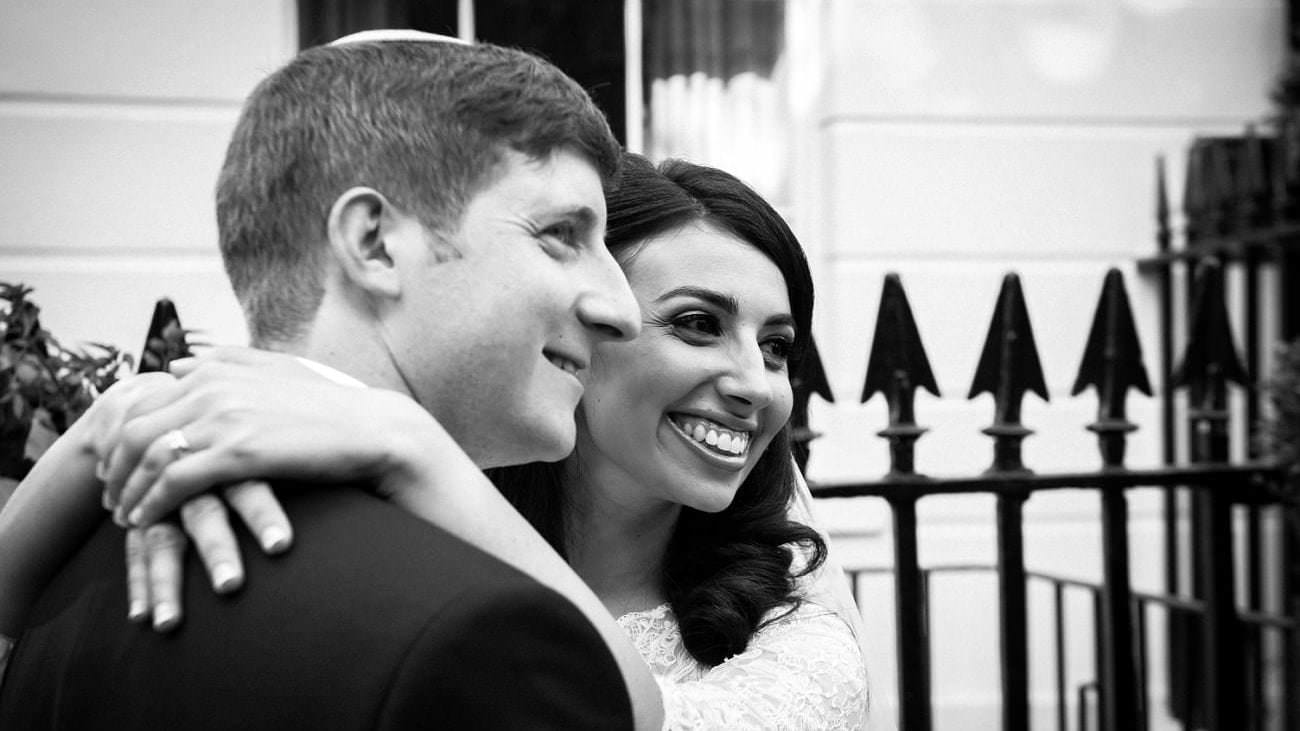 Jewish Wedding at Marble Arch - The Montcalm Hotel - Mark Seymour