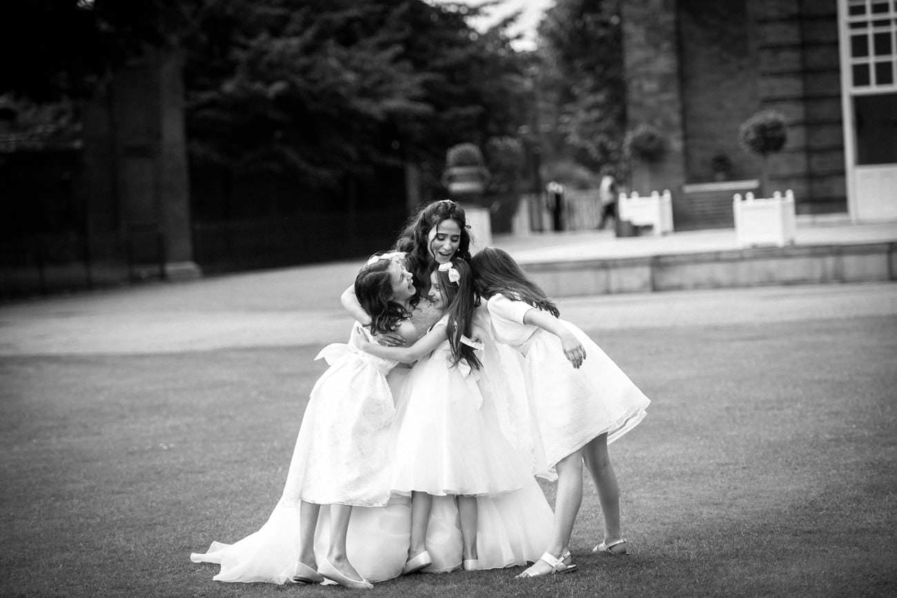 Kensington Palace Wedding 3