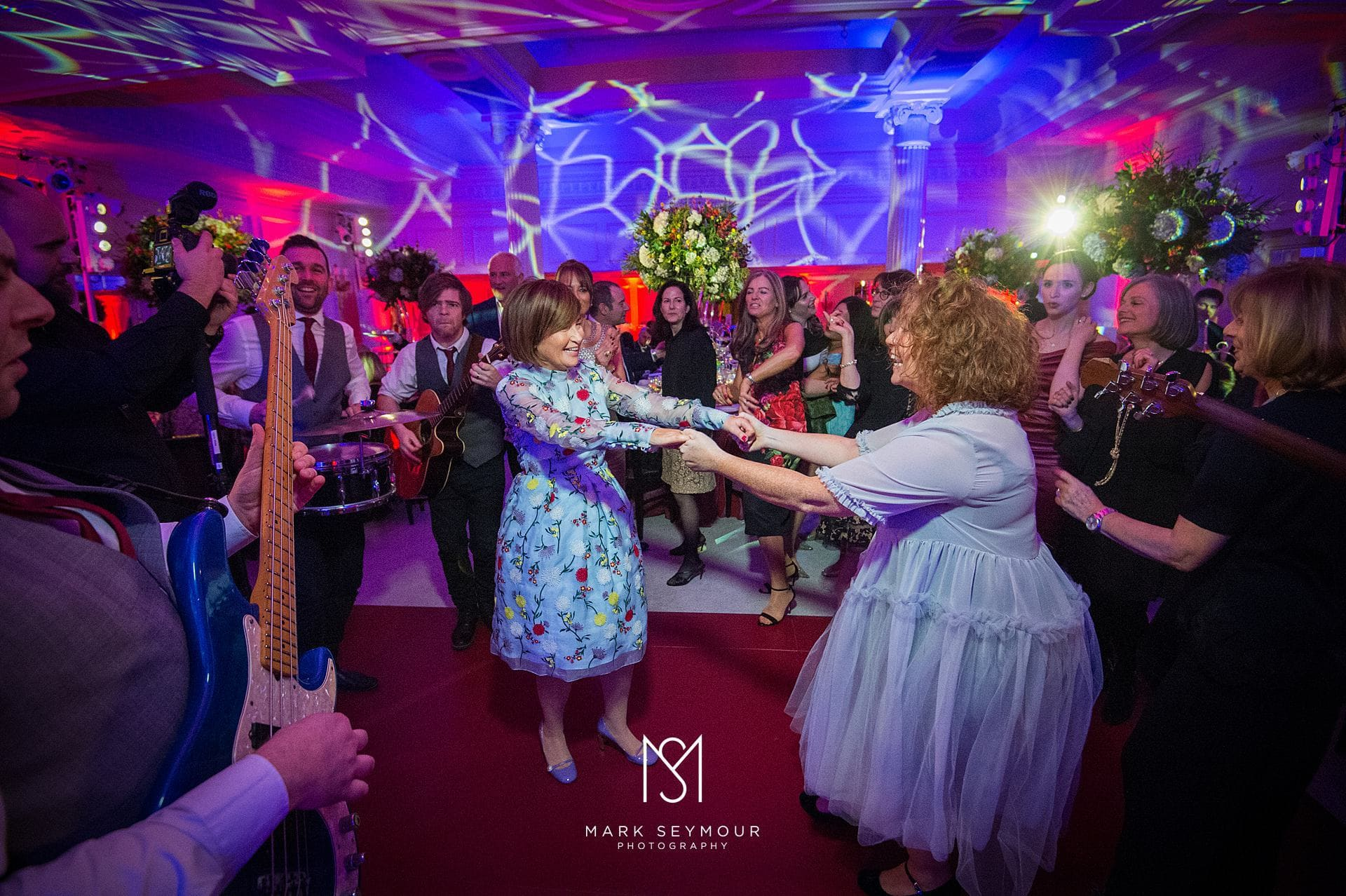 Wedding Dancing at The Savoy