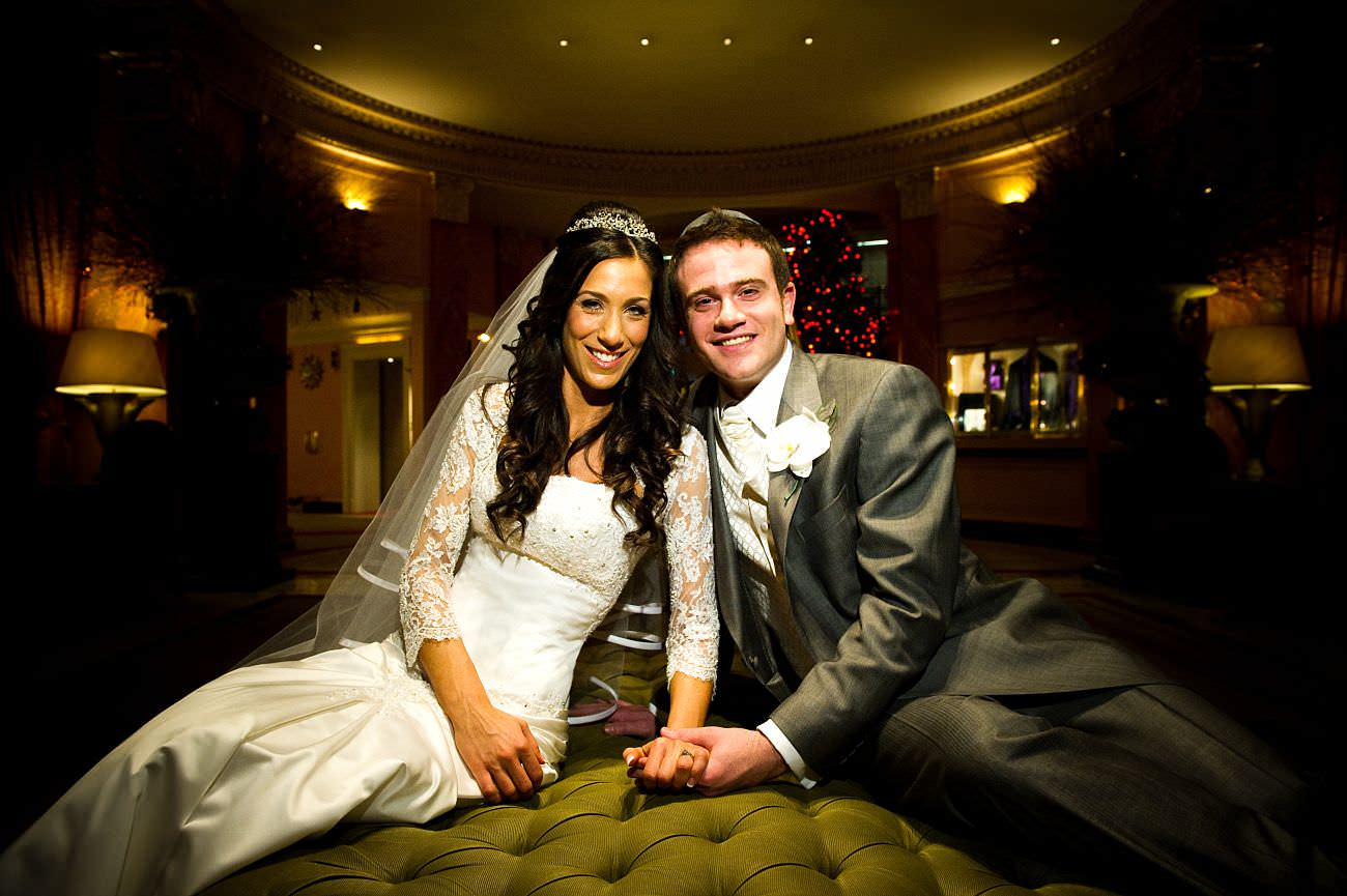The Dorchester Wedding Photography - Mark Seymour