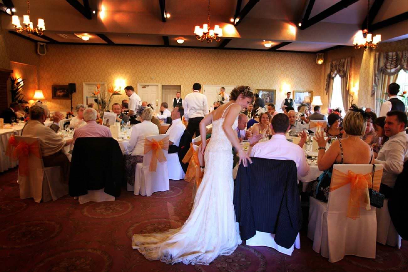 Tylney Hall Wedding Photography - Mark Seymour Photography