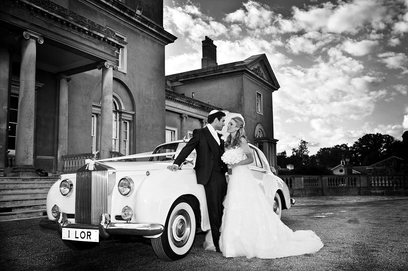 Wrotham Park Wedding Photography - Mark Seymour Photography