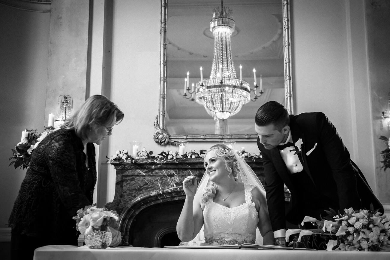 Danesfield House Wedding Photography - Russ and Sarah 3