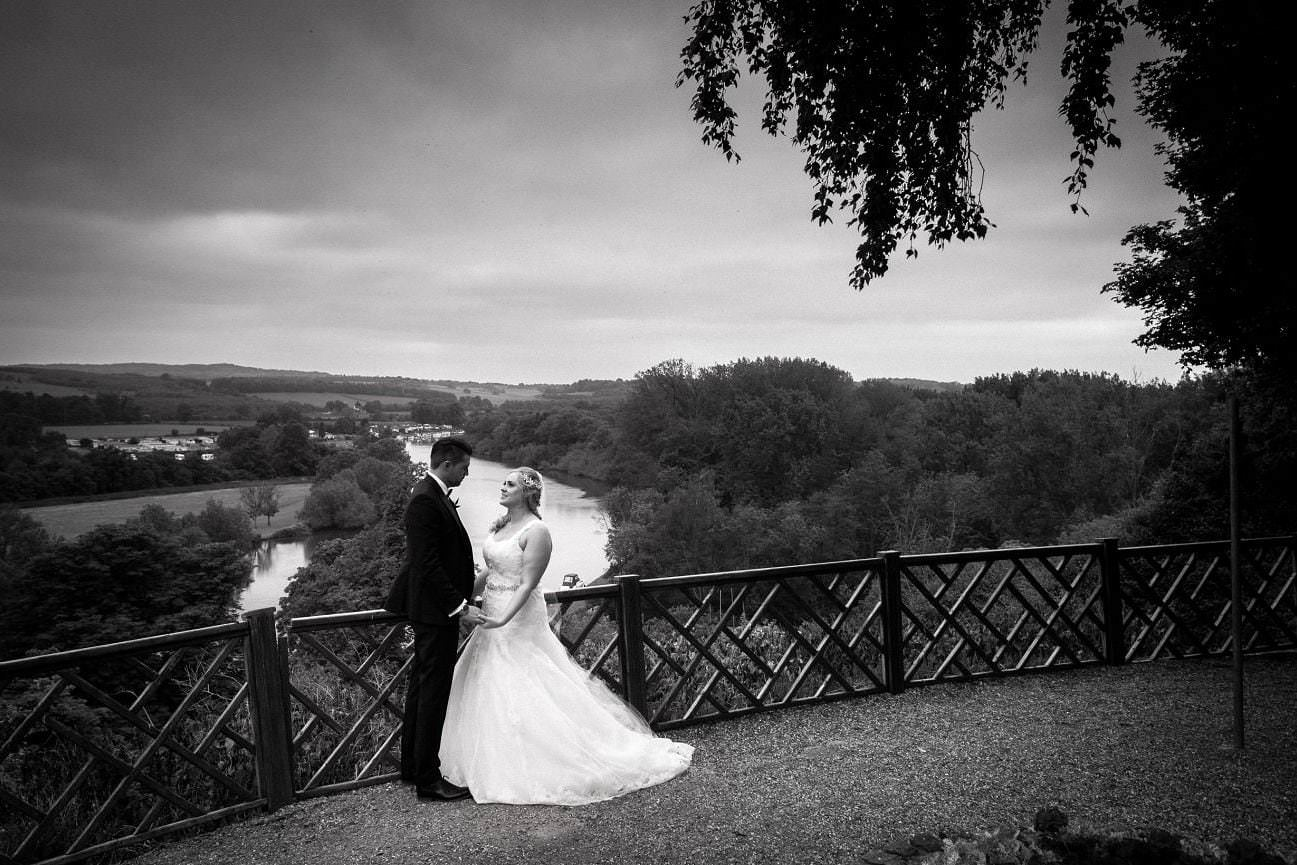 Danesfield House Wedding Photography - Russ and Sarah 4