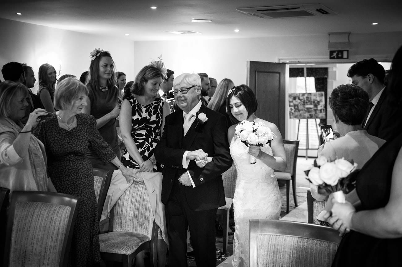 Civil Partnership Wedding with Jen and Alex 1