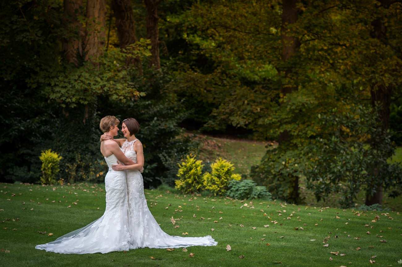 Civil Partnership Wedding with Jen and Alex 14