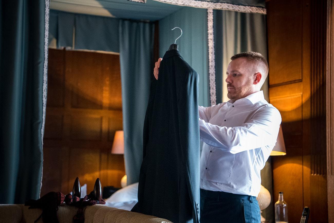 cliveden suite groom