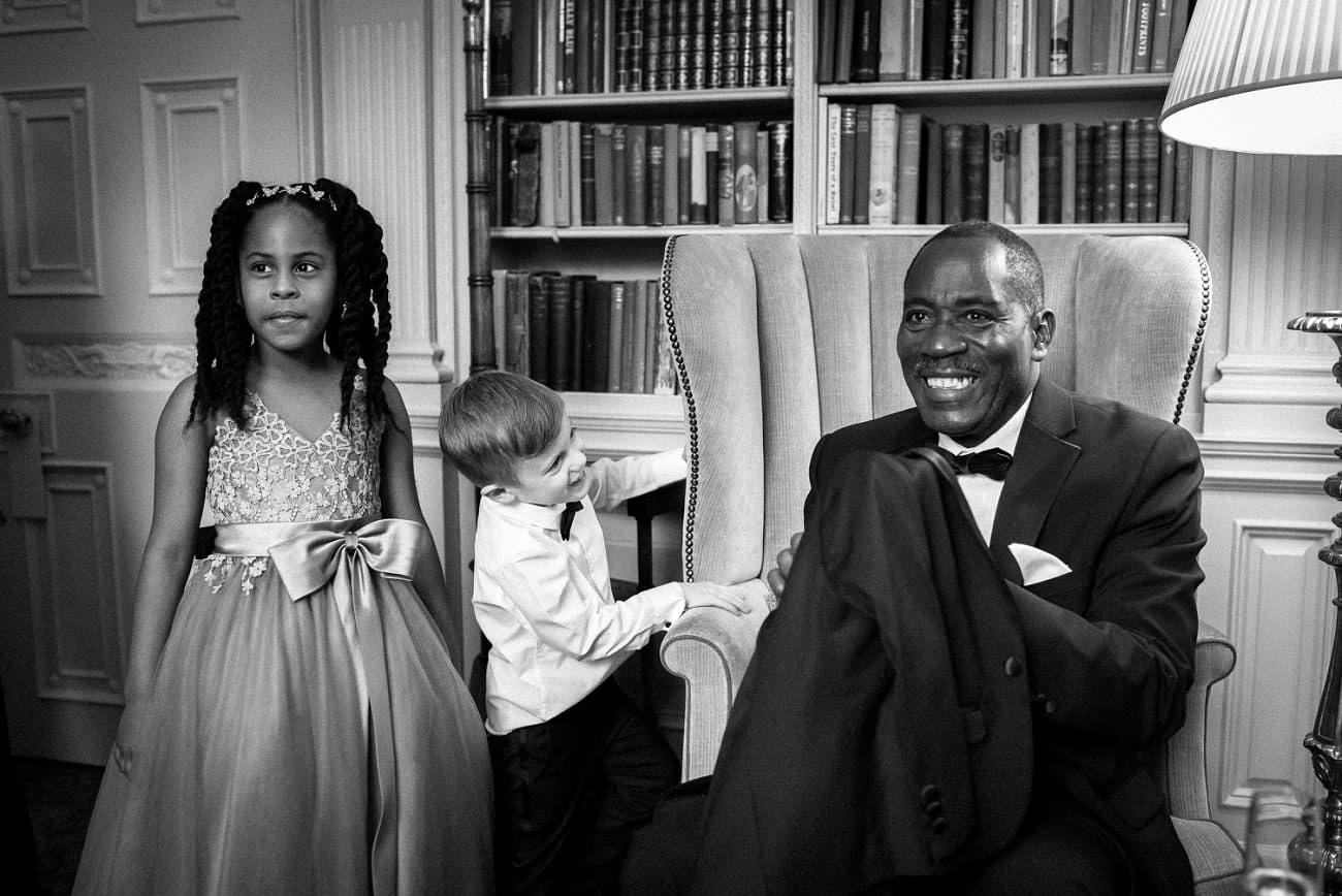 cliveden wedding guest