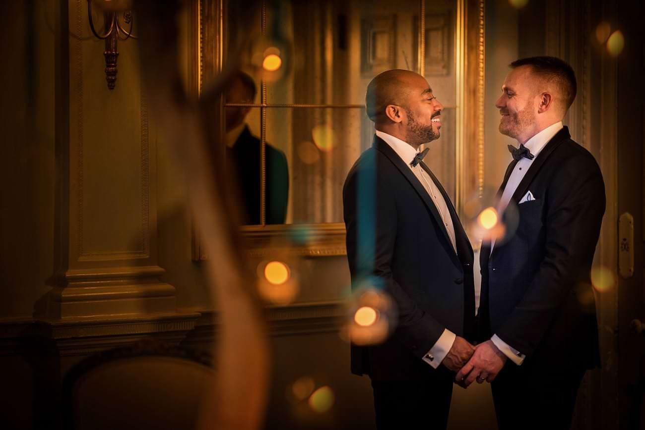 true love same-sex wedding